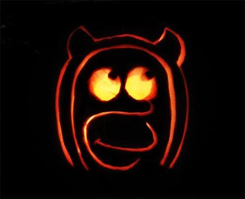 2009: Evil Homer