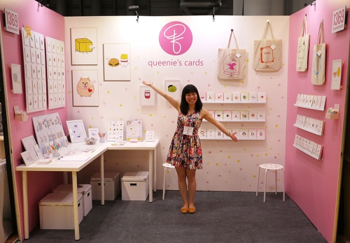 queenies cards_nss booth 1369